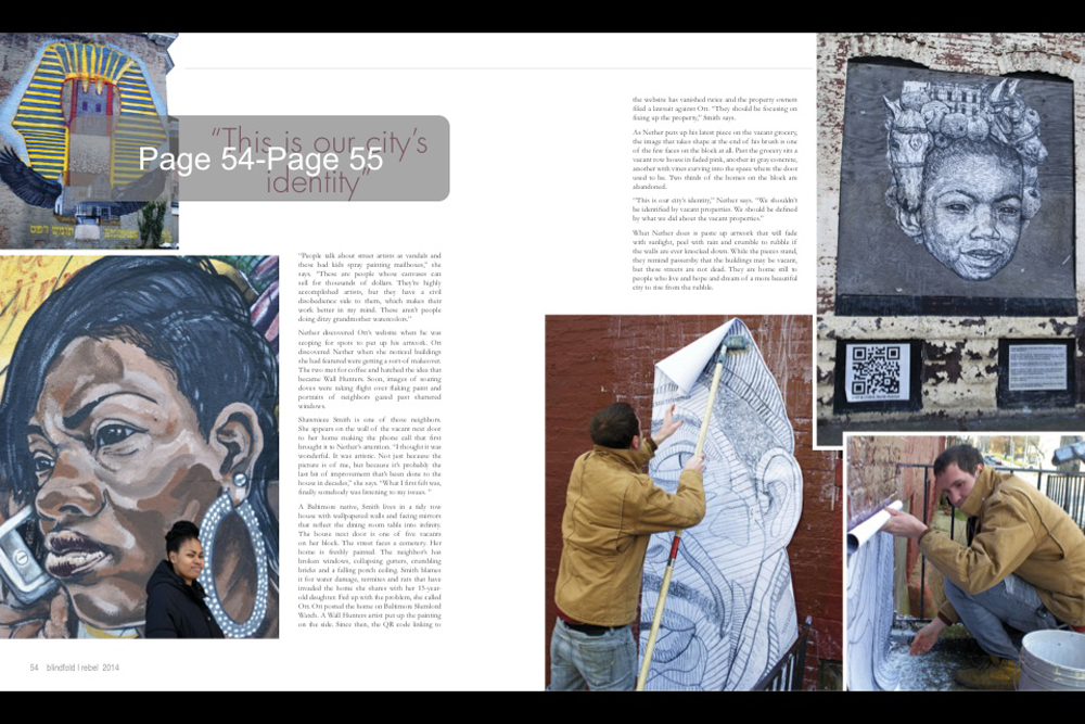 My Photos Published in a National Magazine
